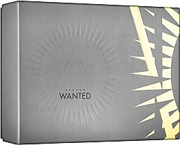 Парфюмерия и Козметика Azzaro Wanted Set - Комплект (тоал. вода/100ml + шампоан/100ml)