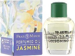 Парфюмерия и Козметика Парфюмно масло - Frais Monde Jasmine Perfume Oil