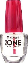 Парфюмерия и Козметика Безкиселинна основа за нокти - Silcare Base One Nail Prep