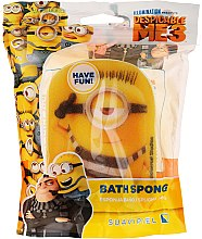 """Парфюмерия и Козметика Детска гъба за баня """"Миньоните"""", Carl - Suavipiel Minnioins Bath Sponge"""