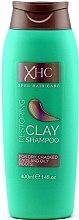 Парфюмерия и Козметика Шампоан за коса - Xpel Marketing Ltd XHC Hair Care Restore Clay Shampoo
