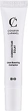 Течен коректор за лице - Couleur Caramel Glow Boosting Corrector — снимка N1
