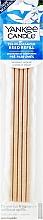 Парфюмерия и Козметика Ароматни пръчици - Yankee Candle Midnight Jasmine Pre-Fragranced Reed Refill