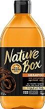 Парфюми, Парфюмерия, козметика Шампоан за коса с масло от кайсия - Nature Box Apricot Oil Shampoo