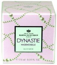 Парфюмерия и Козметика Marina De Bourbon Dynastie Mademoiselle - Парфюмирана вода (мини) (тестер с капачка)