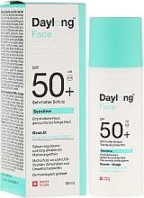 Парфюми, Парфюмерия, козметика Слънцезащитен флуид за лице за чувствителна кожа - Daylong Sensitive Facial Solar Fluid SPF50+
