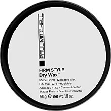 Парфюми, Парфюмерия, козметика Суха вакса за коса - Paul Mitchell Firm Style Dry Wax