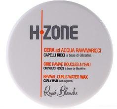 Парфюмерия и Козметика Восък за къдрава коса с глицерин - H.Zone Wax