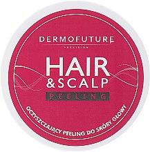Парфюми, Парфюмерия, козметика Пилинг за скалп - DermoFuture Hair&Scalp Peeling