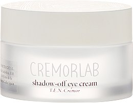 Околоочен крем - Cremorlab T.E.N. Cremor Shadow-Off Eye Cream — снимка N2