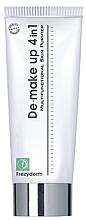 Парфюмерия и Козметика Мляко за премахване на грим - Frezyderm De-Make Up 4 in 1