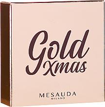 Парфюмерия и Козметика Хайлайтър - Mesauda Milano Gold XMas