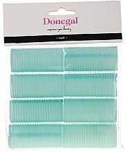 Парфюмерия и Козметика Ролки за коса с пяна, 28 мм, 8 бр. - Donegal Hair Curlers