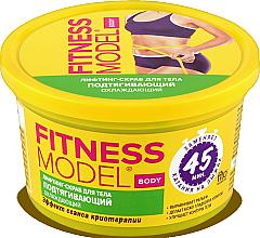 Парфюмерия и Козметика Охлаждащ лифтинг скраб за тяло - Fito Козметик Fitness Model