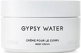 Парфюмерия и Козметика Byredo Gypsy Water - Крем за тяло
