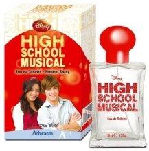 Парфюми, Парфюмерия, козметика Admiranda High School Musical - Тоалетна вода
