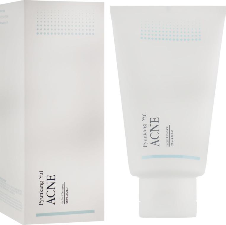 Почистваща пяна за чувствителна и проблемна кожа - Pyunkang Yul Acne Facial Cleanser