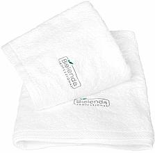 Парфюмерия и Козметика Хавлиена кърпа с лого, 70x140 - Bielenda Professional