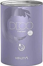 Парфюмерия и Козметика Изсветляваща пудра за коса - Vitality's Deco Free Hand