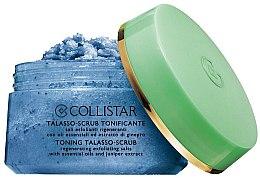 Парфюмерия и Козметика Тонизиращ скраб за тяло - Collistar Speciale Corpo Perfetto Toning Talasso-Scrub