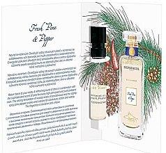 Парфюмерия и Козметика Dermacol Fresh Pine & Pepper - Парфюмна вода (мостра)