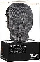 Парфюмерия и Козметика Четка за коса - Tangle Angel Rebel Brush Black Chrome