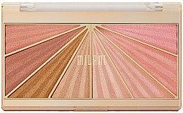 Парфюми, Парфюмерия, козметика Палитра шимъри за лице - Milani Luminoso Glow Shimmering Face Palette