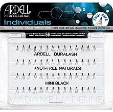 Парфюмерия и Козметика Мигли на снопчета - Ardell Individuals Eye Lash Knot-Free Naturals