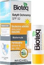 Парфюмерия и Козметика Балсам за устни - Bioteq Lip Balm Sun Protector SPF 50