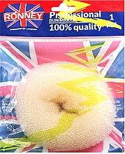 Парфюми, Парфюмерия, козметика Гъба за коса, бежова - Ronney Professional Bun Maker