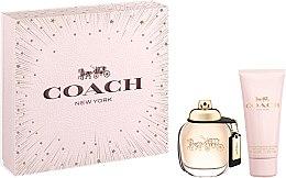 Парфюми, Парфюмерия, козметика Coach New York Eau De Parfum - Комплект (парф. вода/50ml + лосион за тяло/100ml)