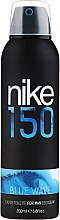 Парфюми, Парфюмерия, козметика Nike Blue Wave - Дезодорант