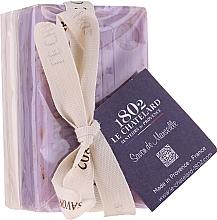 Парфюмерия и Козметика Комплект сапуни с аромат на роза и масло от шеа - Le Chatelard 1802 Rose & Shea butter (soap/100g + soap/100g)
