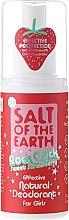 Парфюмерия и Козметика Натурален спрей дезодорант - Salt of the Earth Rock Chick Girls Sweet Strawberry Natural Deodorant