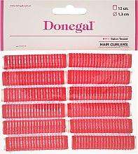 Парфюмерия и Козметика Лепящи ролки за коса , 13 мм, 12 бр. - Donegal Hair Curlers