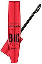 Парфюмерия и Козметика Спирала за обемни мигли - Miss Sporty Little Big Volume Mascara