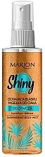 Парфюмерия и Козметика Блестящ спрей за тяло - Marion Shiny Shimmering Body Mist