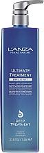 Парфюмерия и Козметика Възстановяваща маска за коса - Lanza Ultimate Treatment Step 2 Deep Treatment