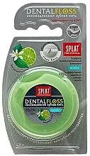 """Парфюмерия и Козметика Конец за зъби """"Бергамот и лайм"""" - SPLAT Professional DentalFloss"""