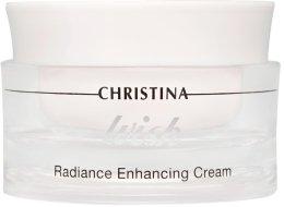 Парфюми, Парфюмерия, козметика Крем против бръчки - Christina Wish Radiance Enhancing Cream
