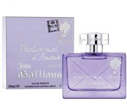 Парфюми, Парфюмерия, козметика John Galliano Parlez-Moi d`Amour Encore - Тоалетна вода