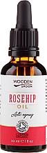 Парфюмерия и Козметика Масло от шипка - Wooden Spoon Rosehip Oil