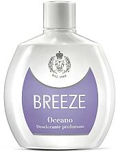 Парфюмерия и Козметика Breeze Oceano - Парфюмен дезодорант