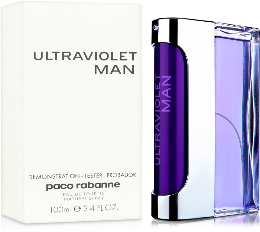 Paco Rabanne Ultraviolet Man - Тоалетна вода (тестер)