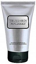 Парфюмерия и Козметика Trussardi Riflesso - Шампоан-душ гел (мини)