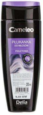 Лилава обливка за светла коса - Delia Cosmetics Cameleo
