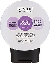 Парфюмерия и Козметика Тониращ крем-балсам за коса, 240 мл - Revlon Professional Nutri Color Filters