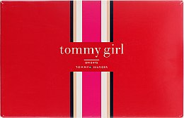 Парфюми, Парфюмерия, козметика Tommy Hilfiger Tommy Girl Brights - Комплект (тоал. вода/50ml + чанта)