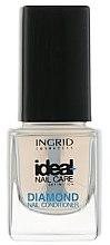 """Парфюми, Парфюмерия, козметика Заздравител за нокти """"Диамант"""" - Ingrid Ideal Nail Care Diamond"""