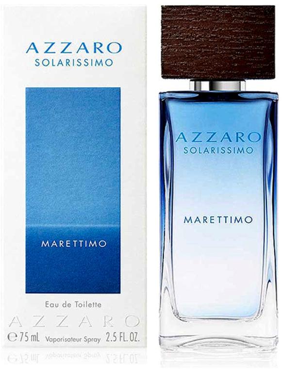 Azzaro Solarissimo Marettimo - Тоалетна вода — снимка N1